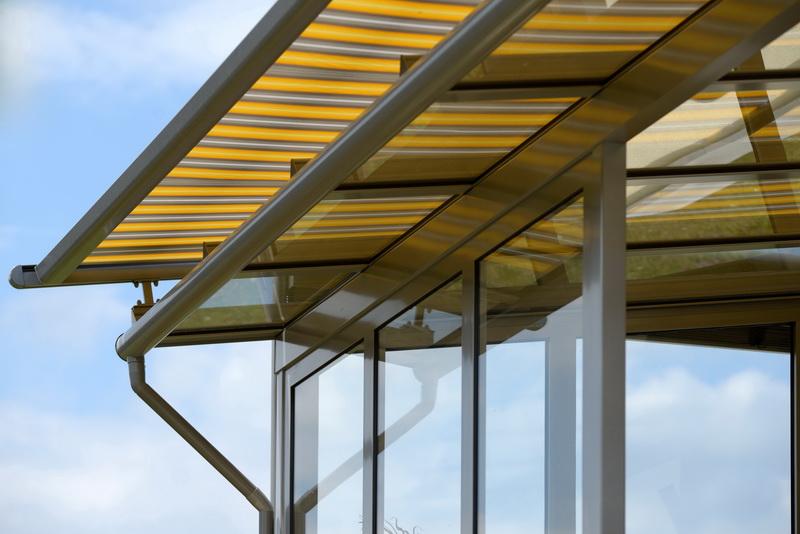 Брезентовая крыша для балкона. - готовые балконы - каталог с.